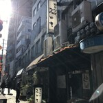 Inakasobamiyuki - 南京町の路地にある、お蕎麦屋さんです(2019.12.12)