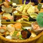かにの華 - レディースランチ2000円