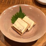 笹吟 - レバーチーズ(自家製)