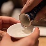 日本酒バルどろん - 熱燗にもこだわり!銘柄によって温度を変えています