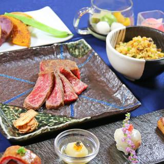 贅沢な神戸牛鉄板焼コースから気軽に楽しめるケーキセットまで!