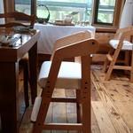 六甲山のオーベルジュnaare - お子様用の椅子