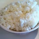 台湾料理故宮 - 10回目3/21黙っていたらご飯こんもり盛られました
