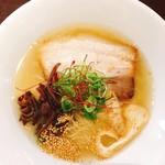 塩麺独歩相棒 - 料理写真:塩麺独歩