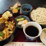 江戸藤 - 蕎麦御膳