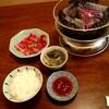 力車 - 料理写真:上焼肉定食 1800円