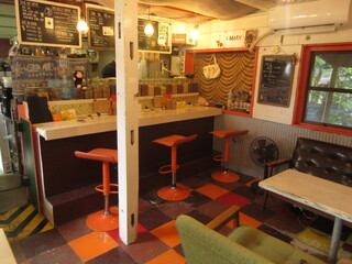 橙 cafe+ - 店内