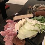 鶏屋 鳳 - 水炊き1人前¥1.780