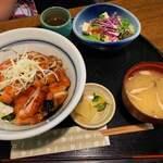 レストラン高知 - 照り焼き丼