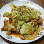 12157066 - 回鍋肉(中)【2012/03/1*】