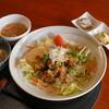 Kominkakohi oodaraan - 料理写真:若鶏唐揚げレモン仕立て