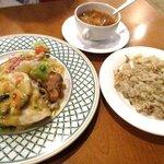 ビストロ・ラマージュ 本千葉グリル - 料理写真:ランチA魚料理!