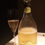 カーザデッラマンテ - ●泡ボトル