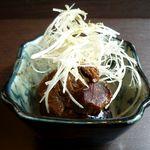 文次郎 - 鮪の煮付け