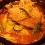 麺 源屋 - 鬼源(中辛) ¥680