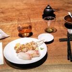 いちょう坂 - お寿司、焼き鳥