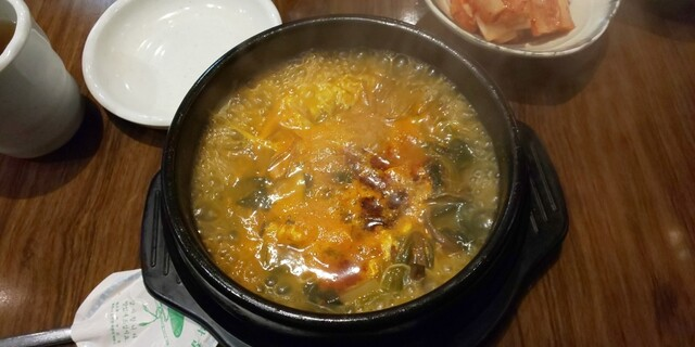東大門タッカンマリ 東日本橋店の料理の写真