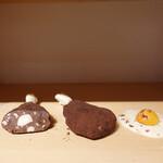 アーティチョーク チョコレート - 店内ディスプレー(1)