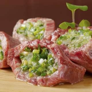 【コース内容は牛タン料理のみ】至極のタンコースが人気