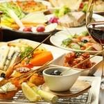 パンコヤ - 料理写真:ワインに良く合うバル料理を豊富にご用意