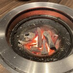 炭火焼肉 久 -