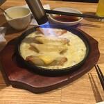 浜松餃子 浜太郎 - 2019年12月時点  チーズ餃子¥580