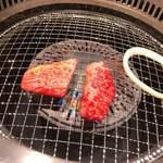 黒毛和牛 牛の膳 - 焼き焼き