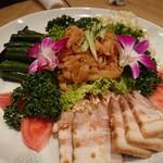 大幸 - 料理写真:前菜盛り合わせ×2