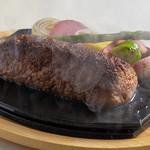 やっぱり肉が好き - 黒毛和牛とろけるハンバーグステーキ