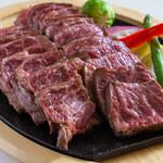 やっぱり肉が好き - USA最高グレードプライム 肩ロースポンドステーキ