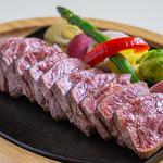 やっぱり肉が好き - 料理写真:USA最高グレードプライム 炎のリブロースステーキ