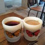 マーベリック コーヒー&ボイド - 珍しいカップ