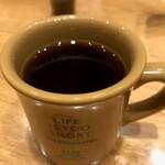 フラット ホワイト コーヒー ファクトリー - ブレンド