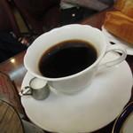 マスサンコーヒーショップ - ブレンドコーヒー(単品¥370)