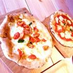 コノフォレスタ  - ランチのピッツァは2種類^^♪