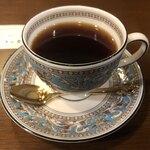 青山壹番館 - 炭焼コーヒー 650円