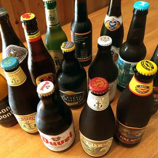 人気を集めたクラフトビール