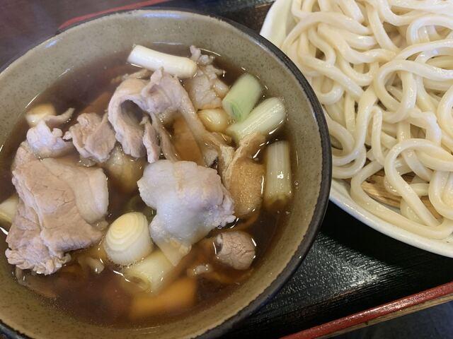 藤店うどん(ふじだな)>