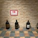 121612751 - 2019/12 2階のワイン食堂 ル・プティ・マルシェへの階段