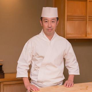 志村剛生氏(シムラタケオ)─静岡が誇る稀代の天ぷら職人