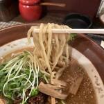 ABCらーめん - 中太ちぢれ麺