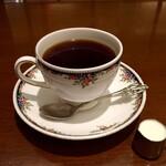 カフェ&バー ウミノ - 季節のブレンド珈琲