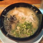 博多ラーメン清水屋 - 料理写真:清水屋ラーメン