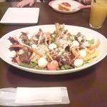 12164125 - モッツァレラとトマトのサラダ