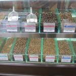 カフェブリック - コーヒー豆も売ってます。