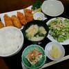 魚貴 - 料理写真:カキフライ定食(940円)