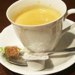 ビストロ シャンパーニュ - コーヒー。