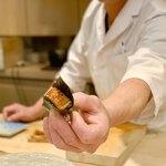 121650569 - 鰻の棒寿司