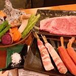 超レトロ焼肉桜坂 -