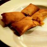 リチクク - 納豆キムチ春巻